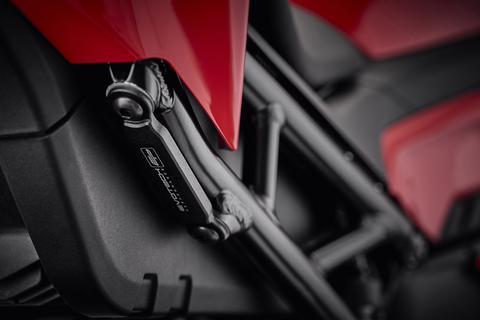 Evotech Performance BMW S1000RR Pillion Blanking Plate Kit 2019+