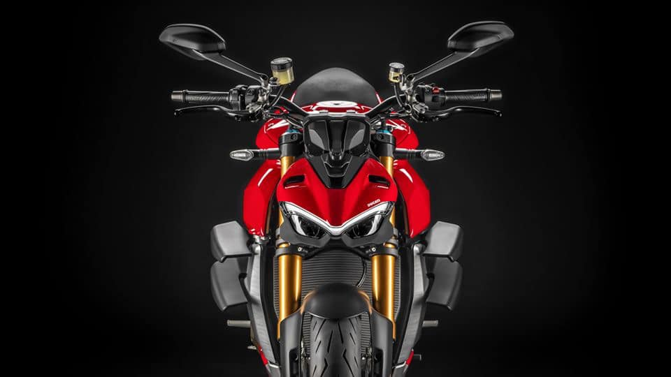 Ducati Streetfighter V4 V4S 2020 Specifications