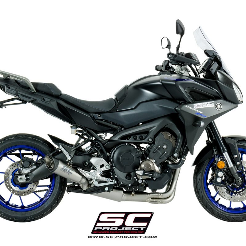 Sc Project Exhaust Yamaha Tracer 900 Gt Full Exhaust