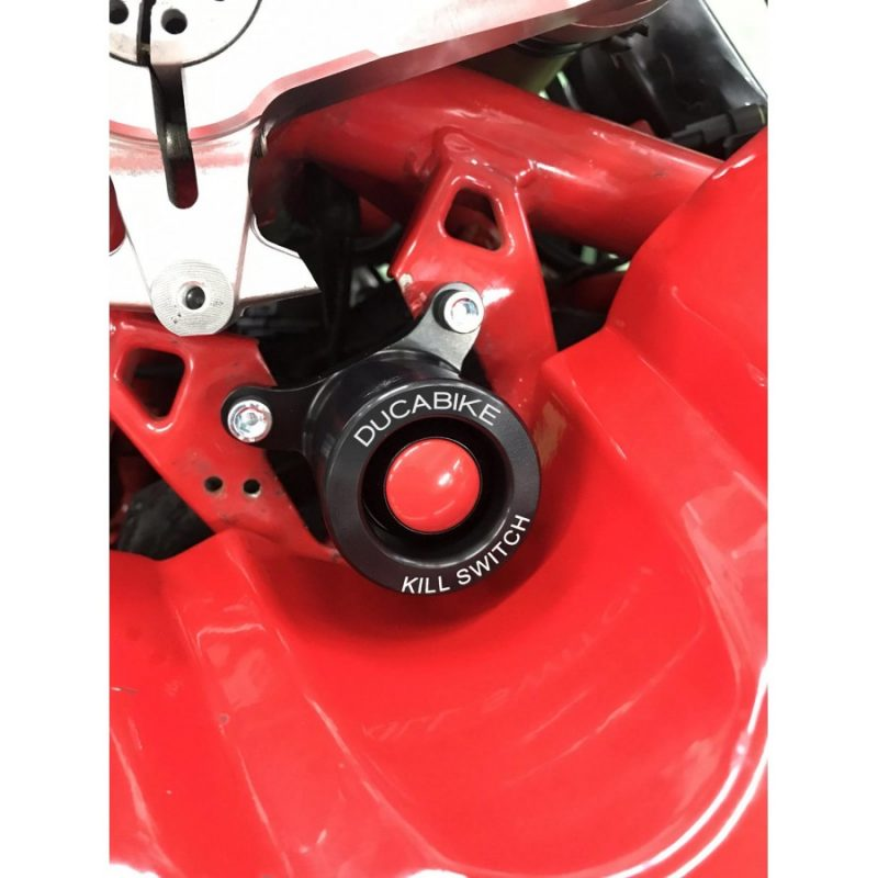Ducabike Ducati 848 1098 1198 racing start stop kill switch