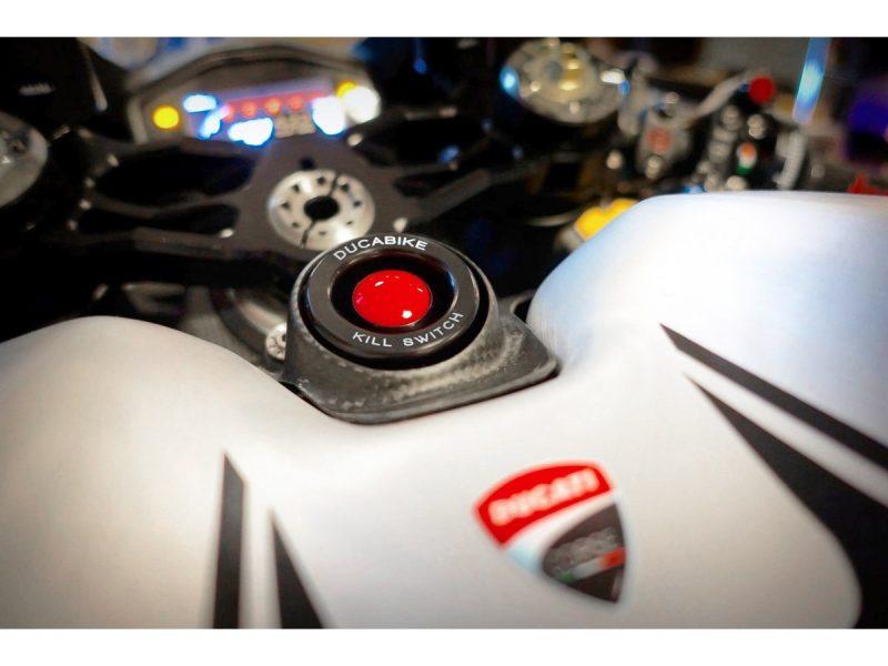 Ducabike Ducati 899 959 1199 1299 Panigale Racing Start Stop Kill Switch