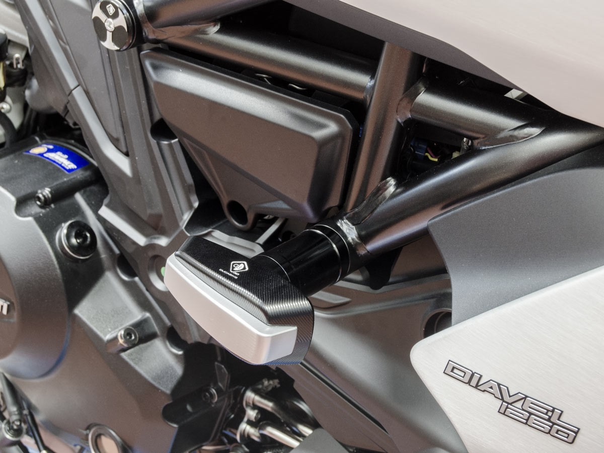 Ducabike Ducati Diavel 1260 Engine Protection Frame Sliders