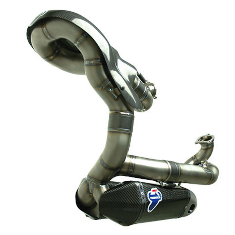 Termignoni Exhaust Ducati 959 Panigale Full Race System D155102CPT