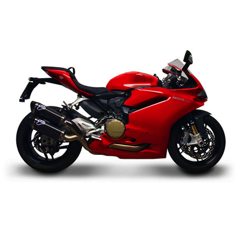 Termignoni Exhaust Ducati 959 Panigale Carbon Silencer 2016+