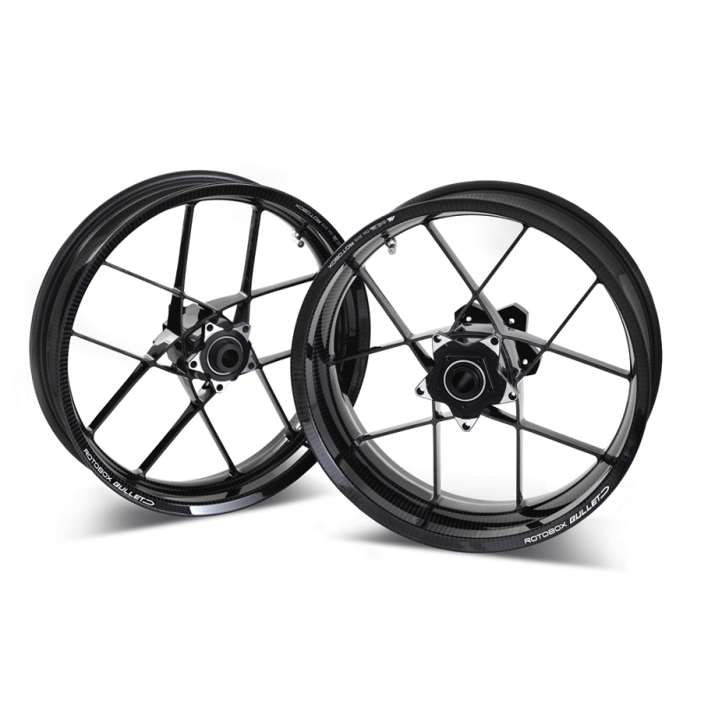 Rotobox Bullet Carbon Fibre Wheels