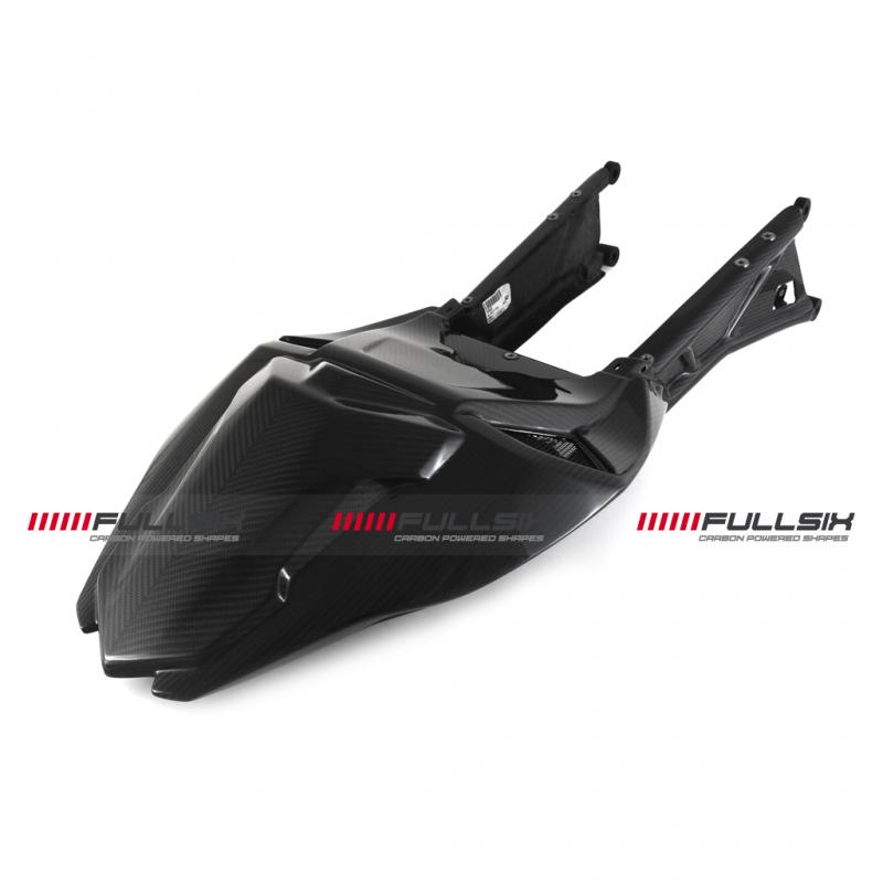 Fullsix BMW S1000RR Carbon Fibre Monocoque Subframe Seat Fairing 2019+