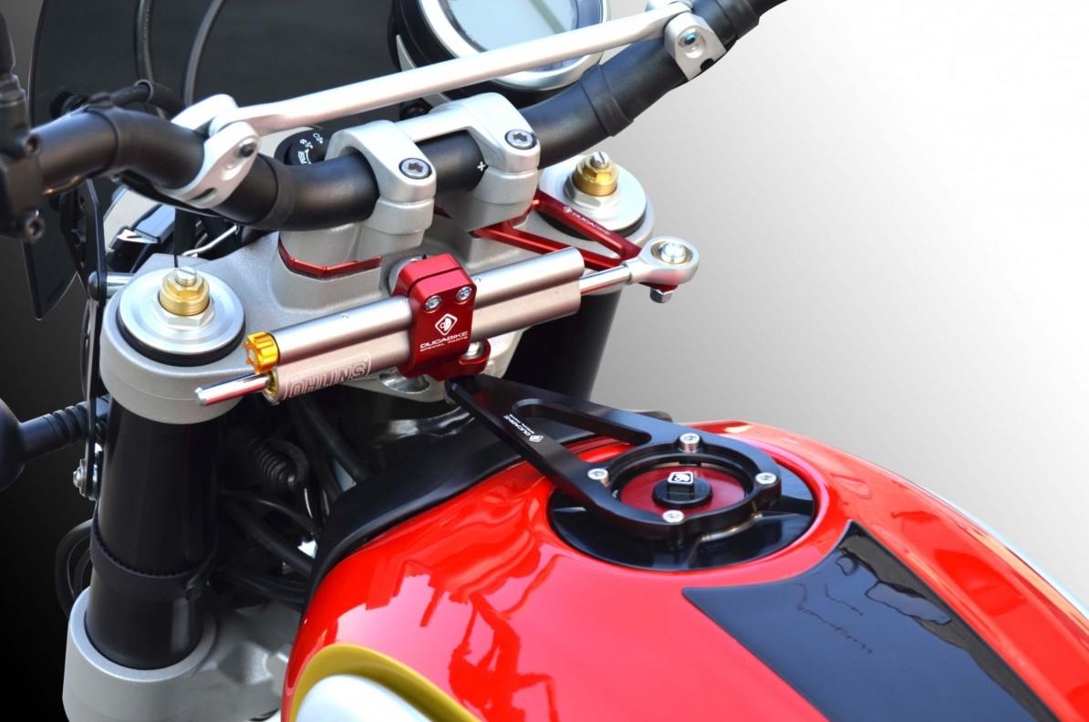 Ducabike Ducati Scrambler Desert Sled Ohlins Steering Damper Kit
