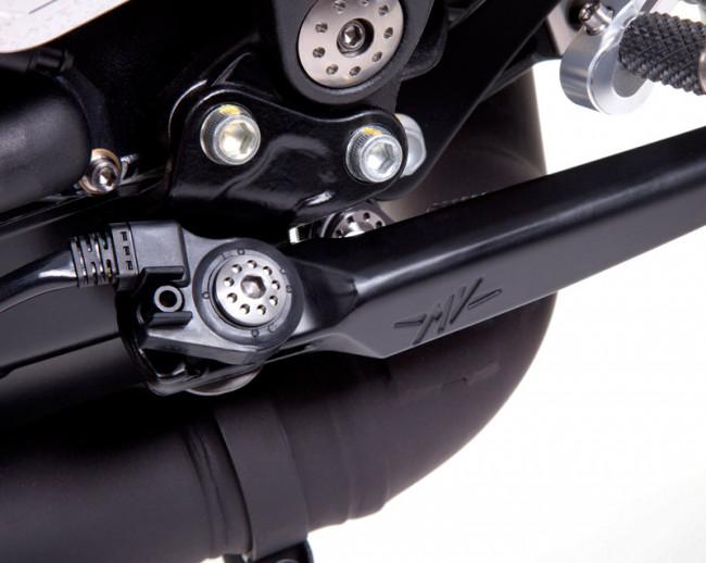 MotoCorse MV Agusta 675 / 800 Titanium Side Stand Screw
