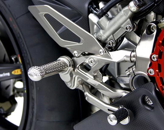 Motocorse Ducati 899 959 1199 1299 Panigale Rearsets