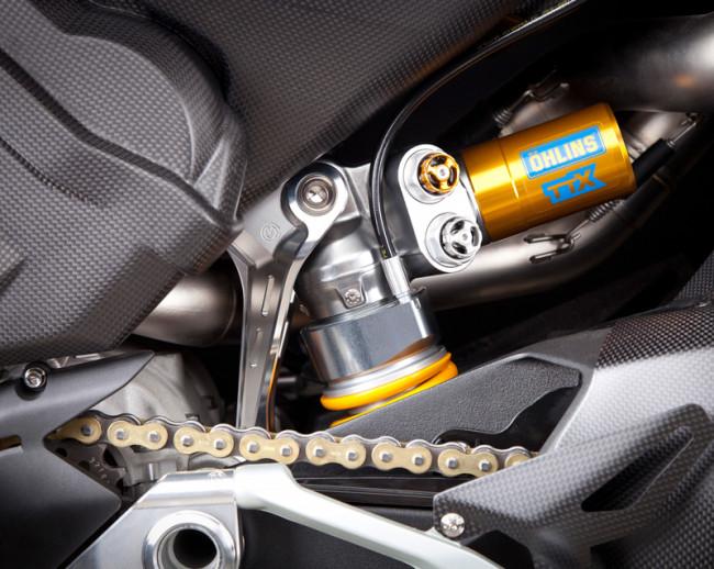 MotoCorse Ducati Panigale V4 / Streetfighter V4 Rear Shock Support Link
