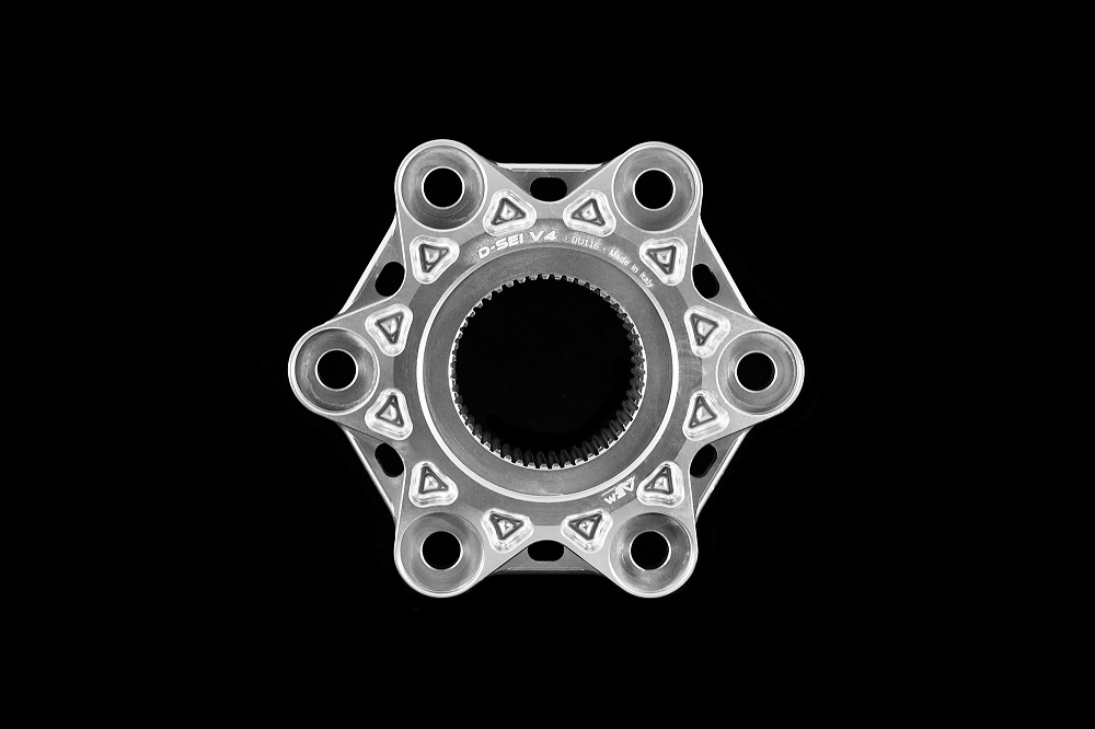 AEM Factory Ducati Panigale V4 Rear Sprocket Carrier Flange D-SEI V4