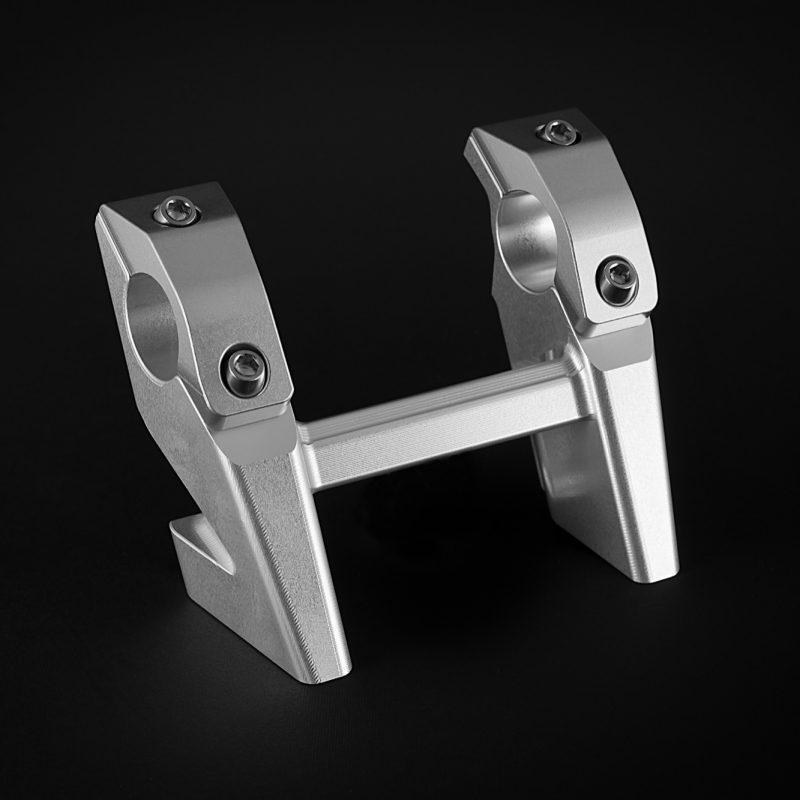 AEM Factory Ducati XDiavel Bar Risers X-Rise
