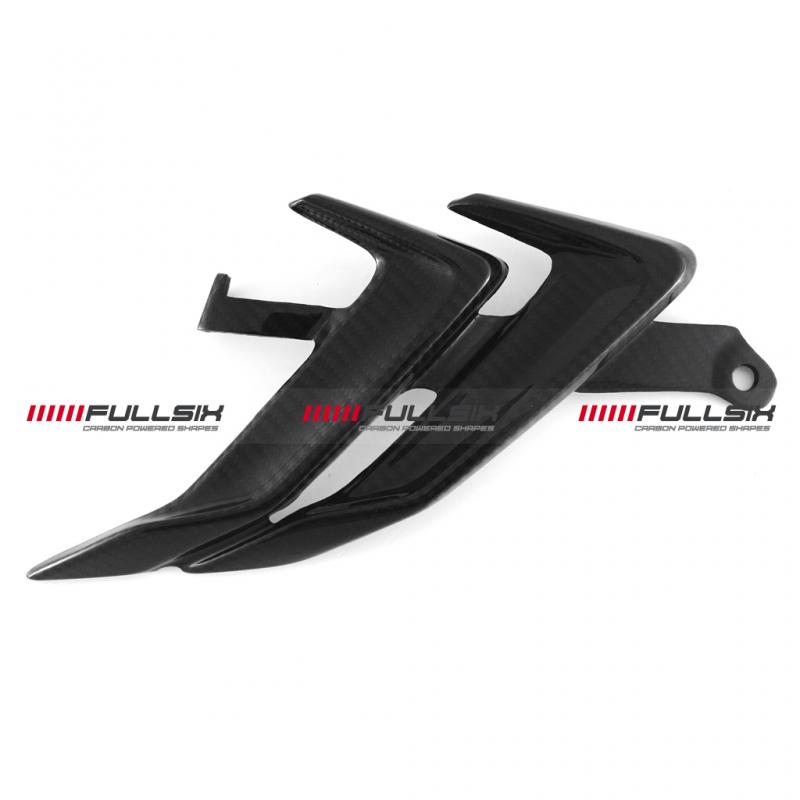 Fullsix BMW S1000RR Carbon Fibre Fairing Insert Grills 2019+
