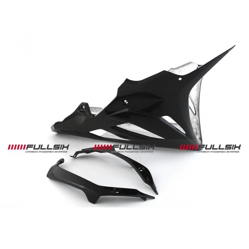 Fullsix BMW S1000RR Carbon Fibre Belly Pan 2019+