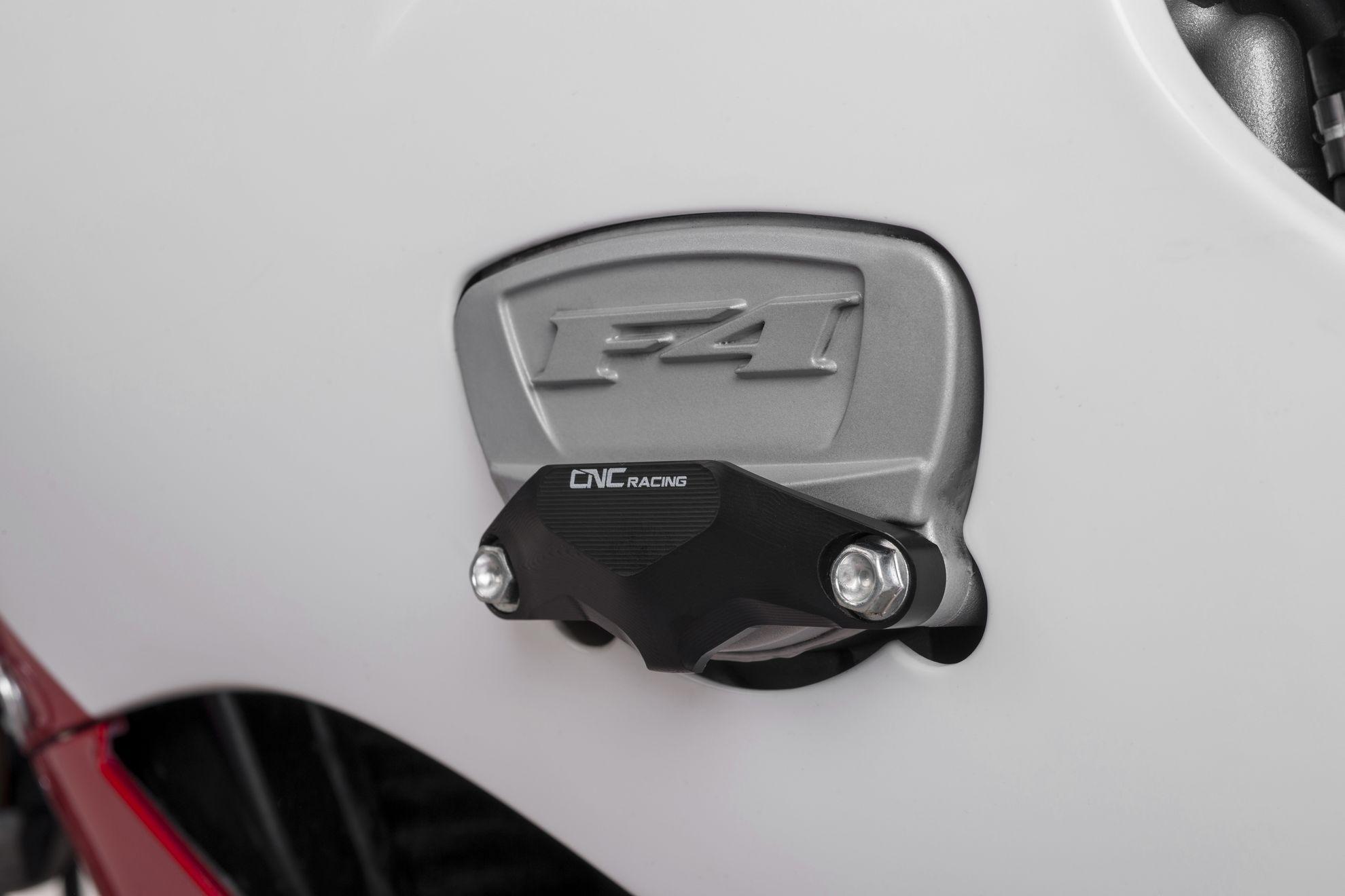 "CNC Racing MV Agusta F4 Alternator cover ""RPS"" Left Side 2010+"