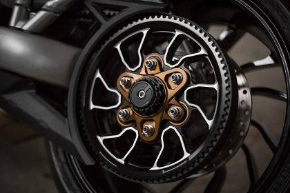 AEM Factory Ducati XDiavel Rear Wheel Belt Pulley