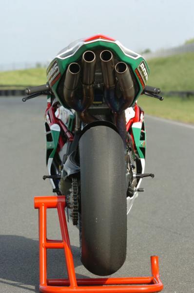 Bodis Exhaust MV Agusta F4/R/RR Quattro FR Racing Silencers 2004-2009