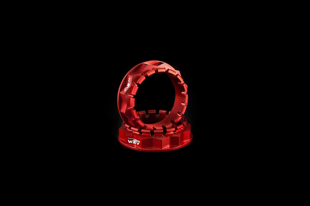 AEM Factory Ducati Panigale 1199 1299 Sprocket Nut