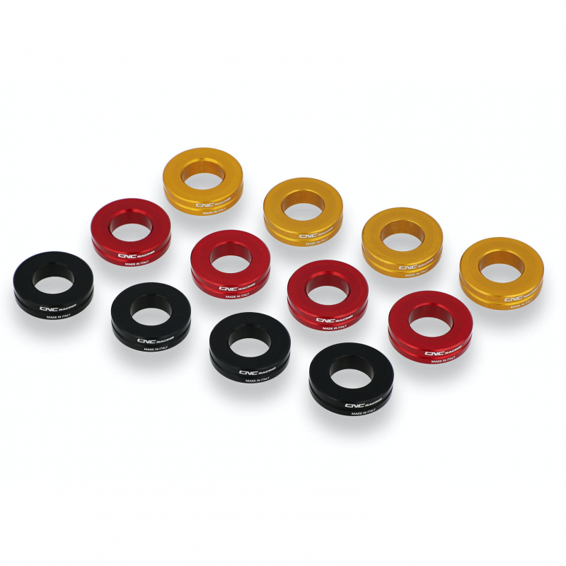 CNC Racing Brembo M50 Radial Front Calipers Spacers