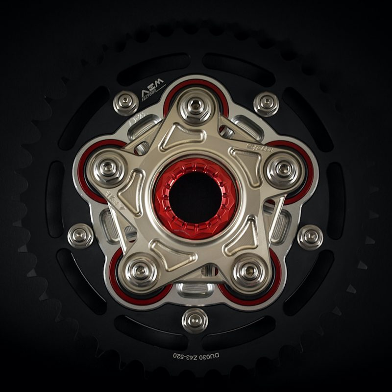 AEM Factory Ducati Sprocket Flange Hub Kit