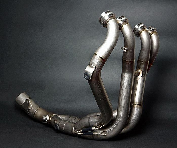 Bodis Exhaust MV Agusta F4/R/RR Titanium Manifold Headers 2010+