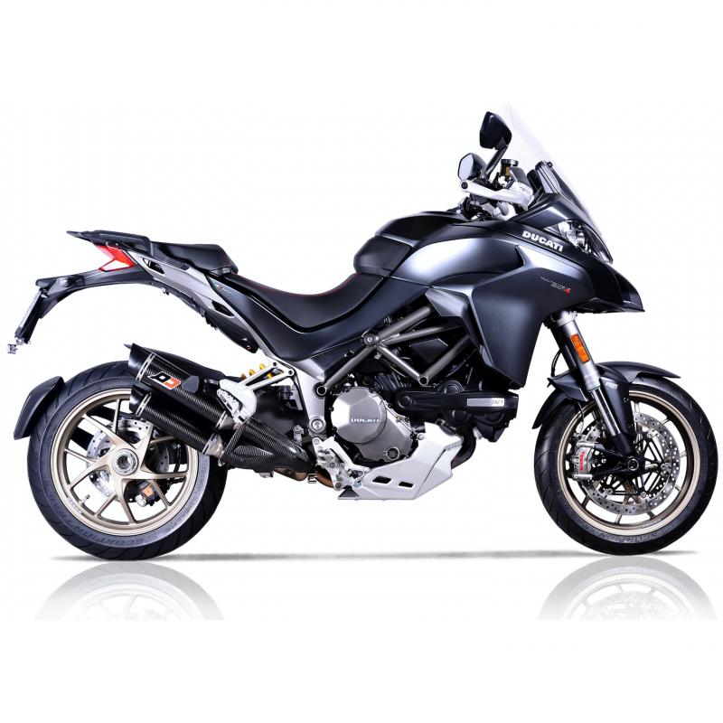 QD Exhaust Ducati Multistrada 1260 Magnum Silencers