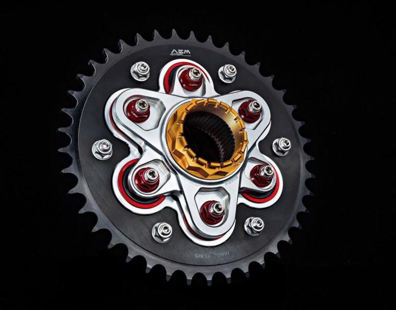 AEM Factory Ducati Sprocket Flange Hub Kit