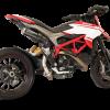HP Corse Exhaust Ducati Hypermotard 821 939 GP07 Silencer