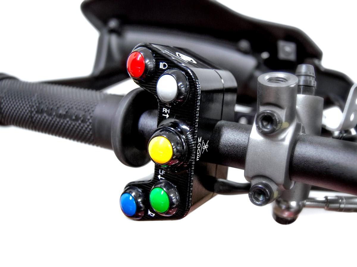 Ducabike Ducati Left Handlebar Control Switch Road Use