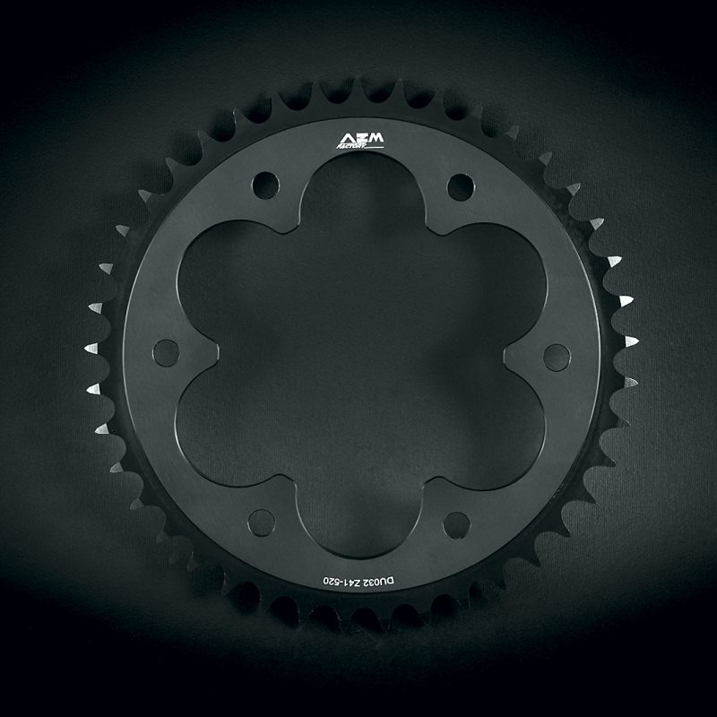 AEM Factory Ducati 6 Pin Quick Change Sprocket Ring