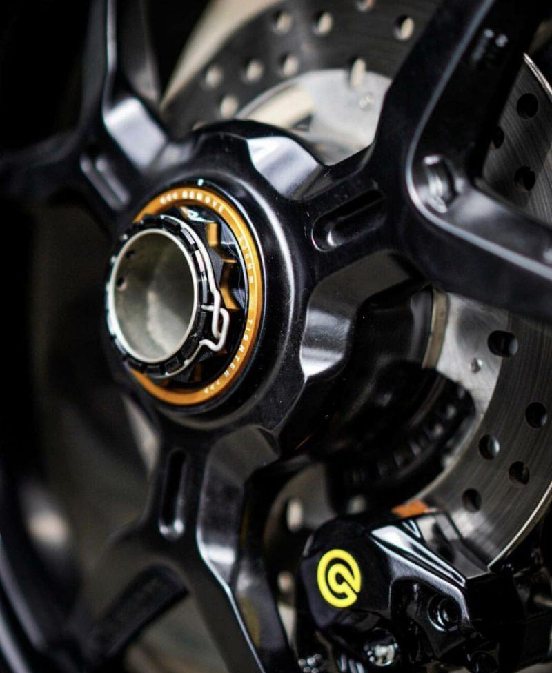 AEM Factory Ducati Wheel Cone Spacer