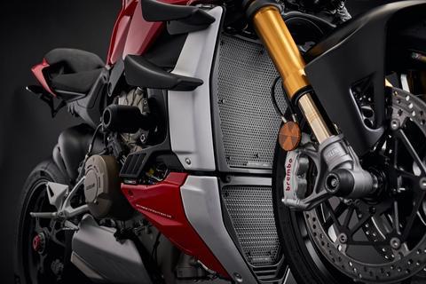 Evotech Performance Ducati Streetfighter V4 Radiator Guard Set 2020+