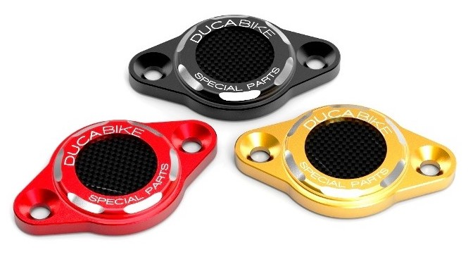 Ducabike Ducati Streetfighter V4 Timing Inspection Cover Carbon