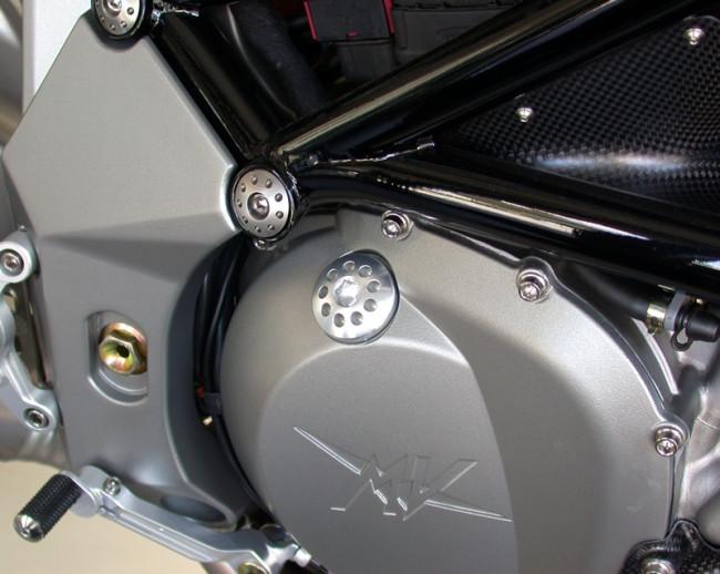 MotoCorse MV Agusta F4 / Brutale Engine Oil Plug Cap