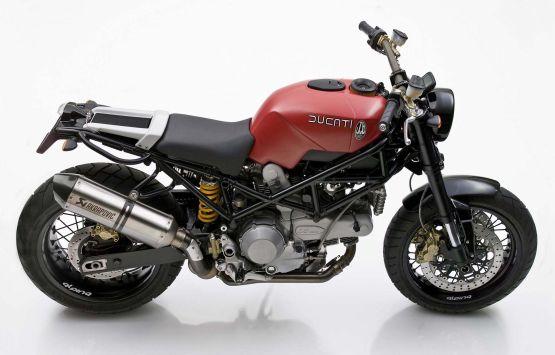 Ducati's new scrambler