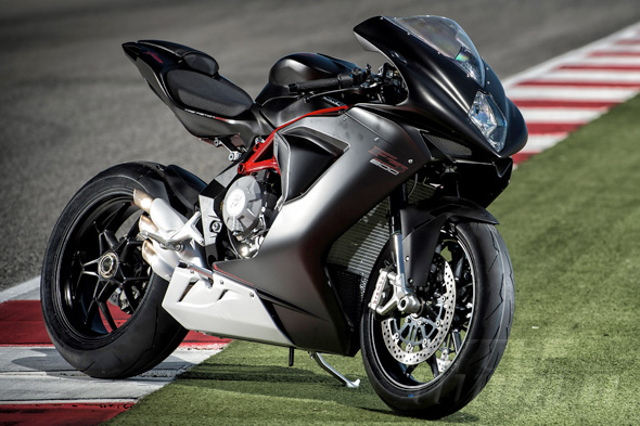 MV Agusta F3 800 First Ride Review