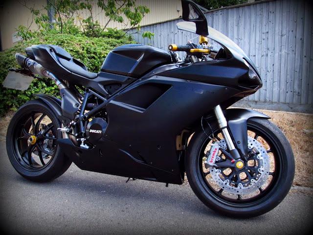 Ducati 848 1098 1198 Carbon Fibre Parts