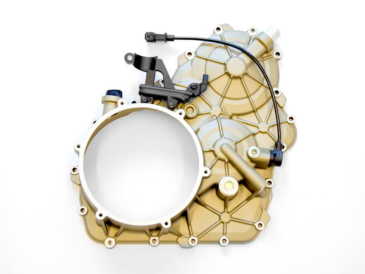 Ducabike Ducati Streetfighter V4 Clear Clutch Cover Kit