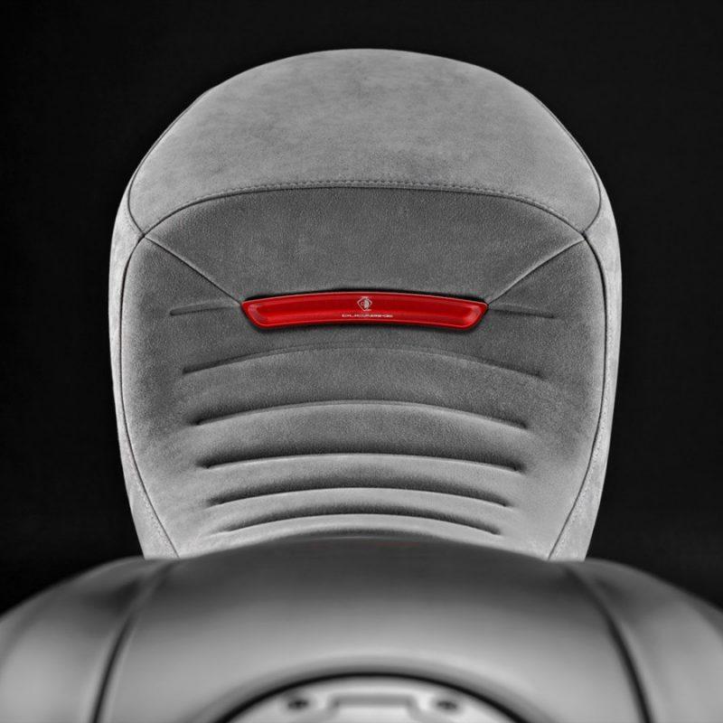 Ducabike Ducati Diavel 1260 CNC Seat Insert