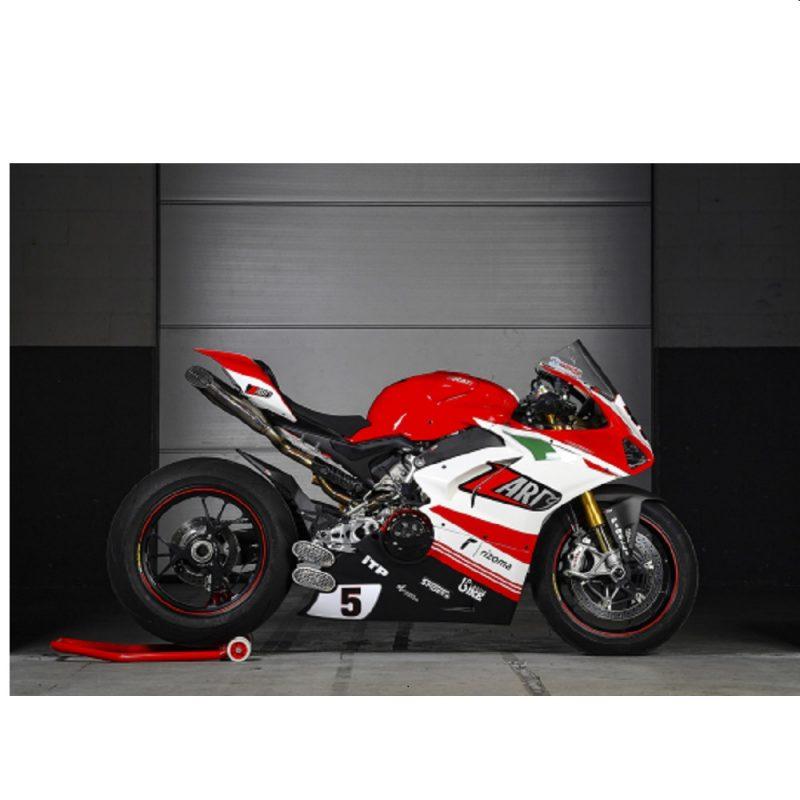 Zard Exhaust Ducati Panigale V4 / V4S Titanium Full Race System 2018+