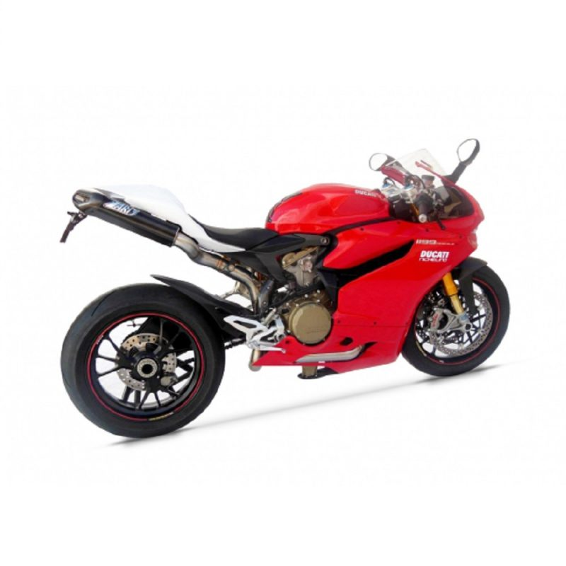 Zard Exhaust Ducati Panigale 1199 Resin Rear Tail Unit 2012-2015