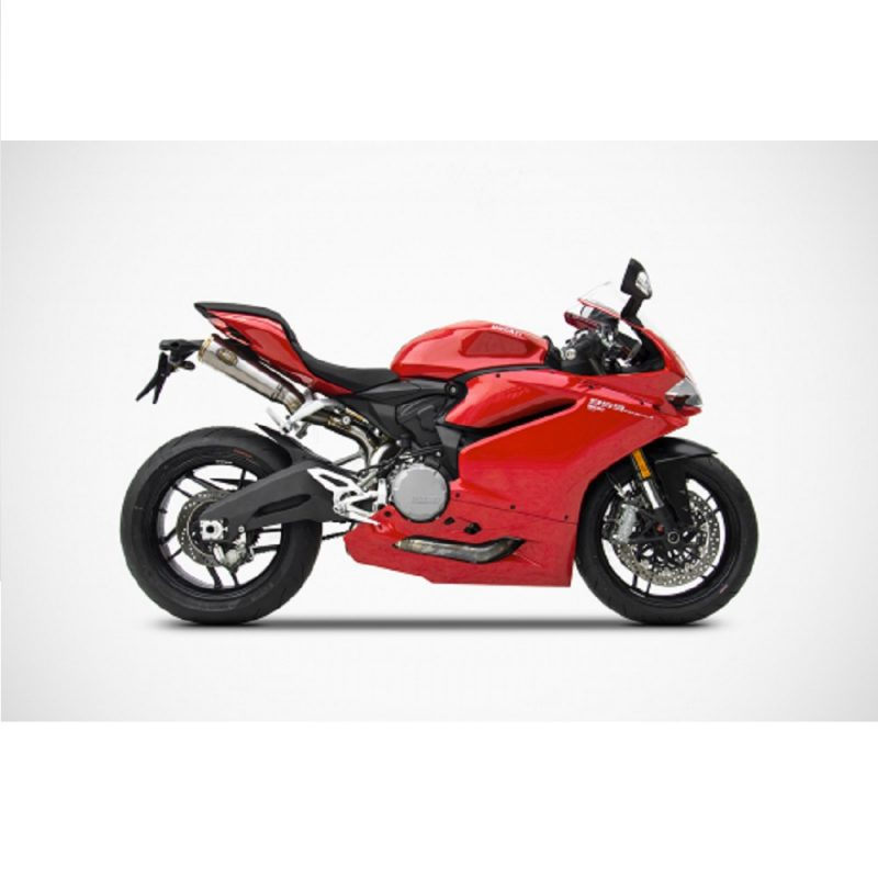 Zard Exhaust Ducati Panigale 1299 959 2-2 Stainless Full System