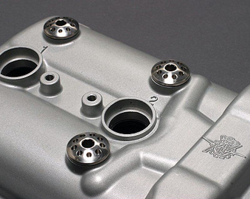 MotoCorse MV Agusta F4 / Brutale Titanium Valve Cover Bolts Kit