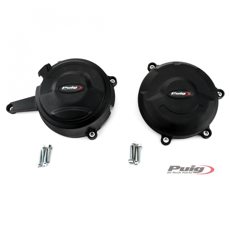 Puig Ducati 1199 1299 Panigale Engine Protection Cover Set