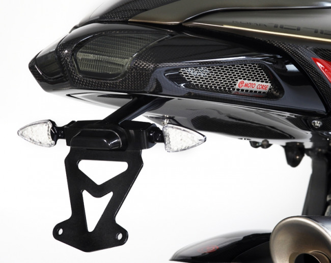 MotoCorse MV Agusta Brutale 4 Tail Tidy + Indicators