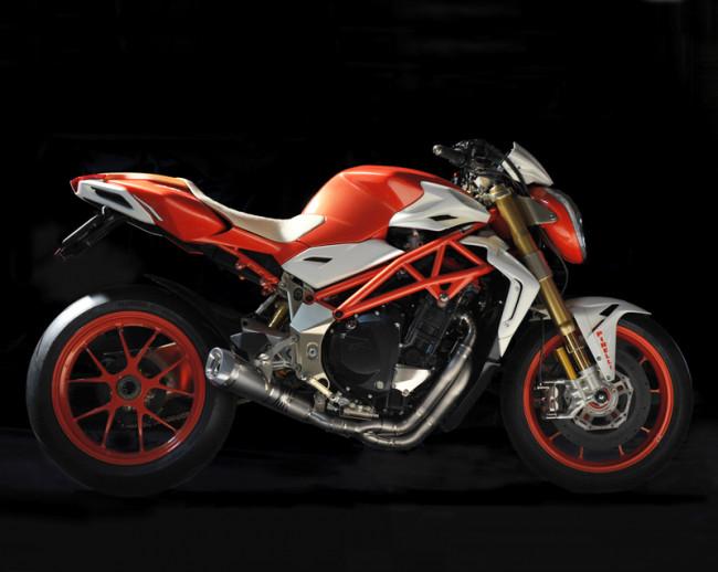 "MotoCorse MV Agusta Brutale B4 Titanium Exhaust ""Evoluzione"" 03-18"