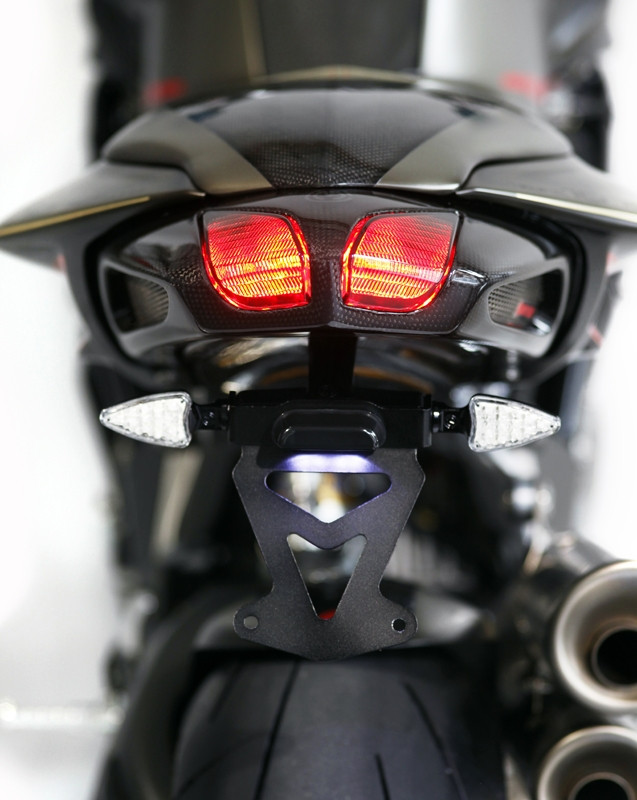MotoCorse MV Agusta Brutale 4 Tail Tidy + Indicators