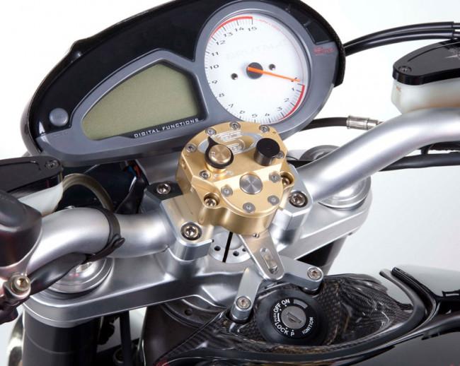MotoCorse MV Agusta Brutale 750/910/989R/1078RR Steering Damper