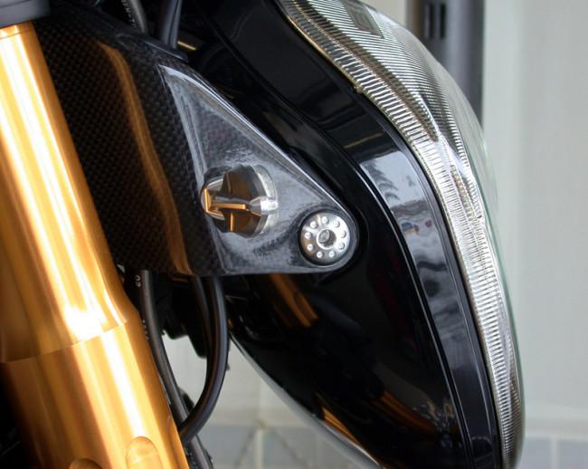 MotoCorse MV Agusta Brutale 4 Cylinder Headlight Holder Bolts