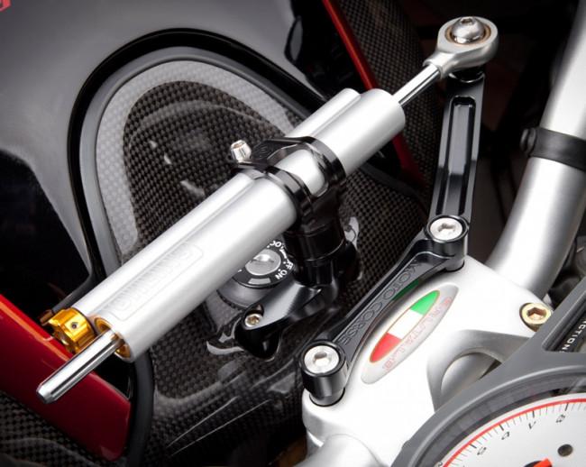 MotoCorse MV Agusta Brutale 750/910/989R/1078RR Ohlins Steering Damper Kit
